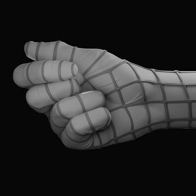 Sergi camprubi clay render 02