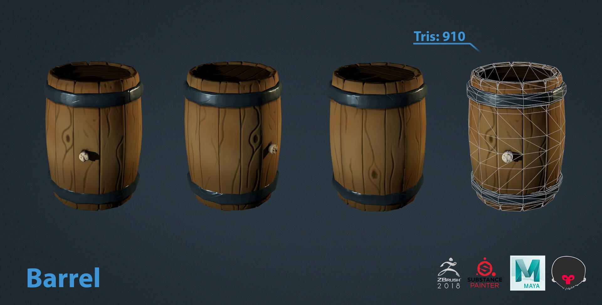 Knut asbjorn andersen barrel