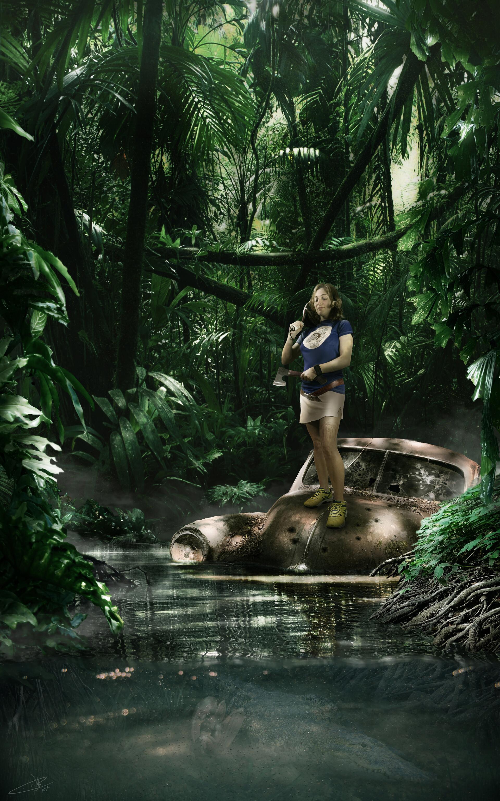 Cursed Swamp