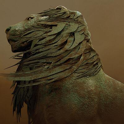 Adnan ali lionking