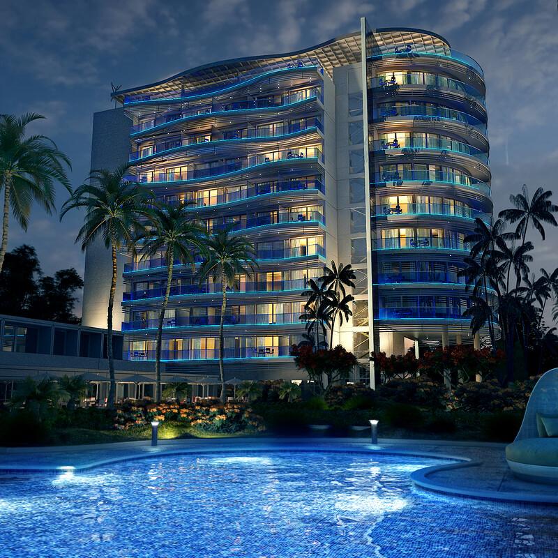 Hotel sketch01