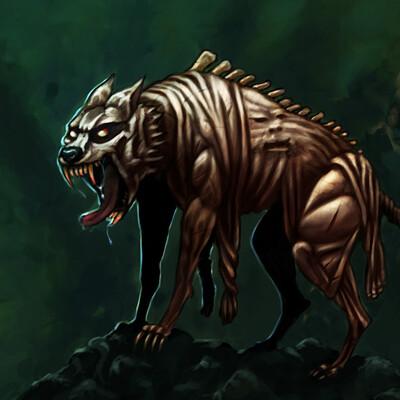 Christopher kallini kallini werewolf