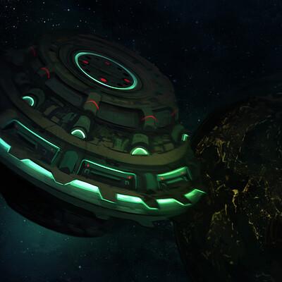 UFO Pieces