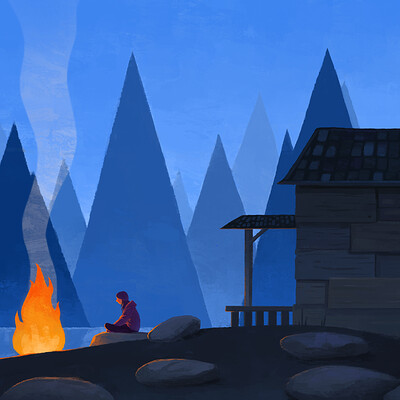 Meg cummins 29 campfire
