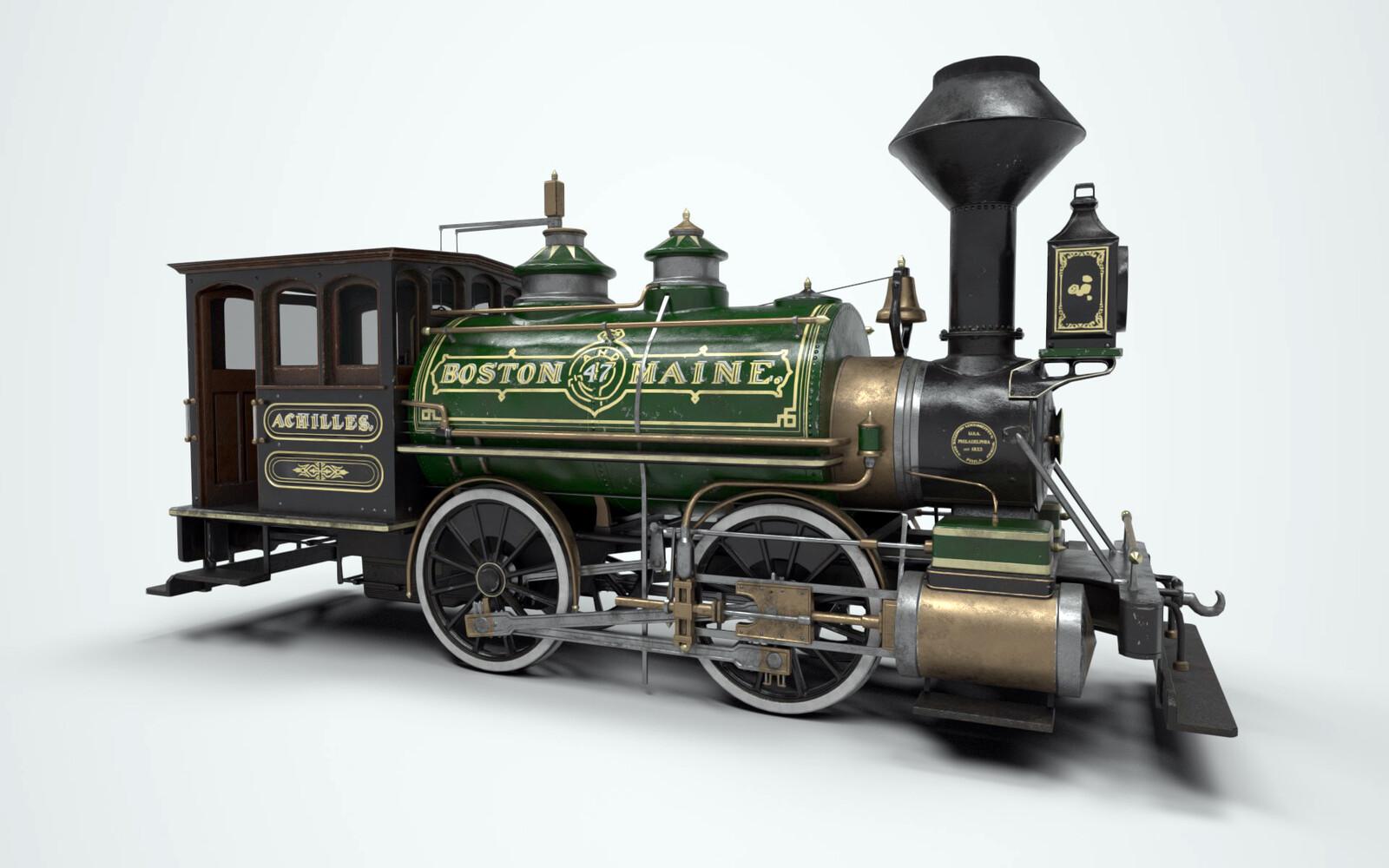 Achilles (historical train)