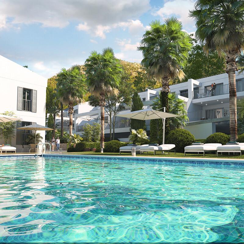 Canyamel poolside01