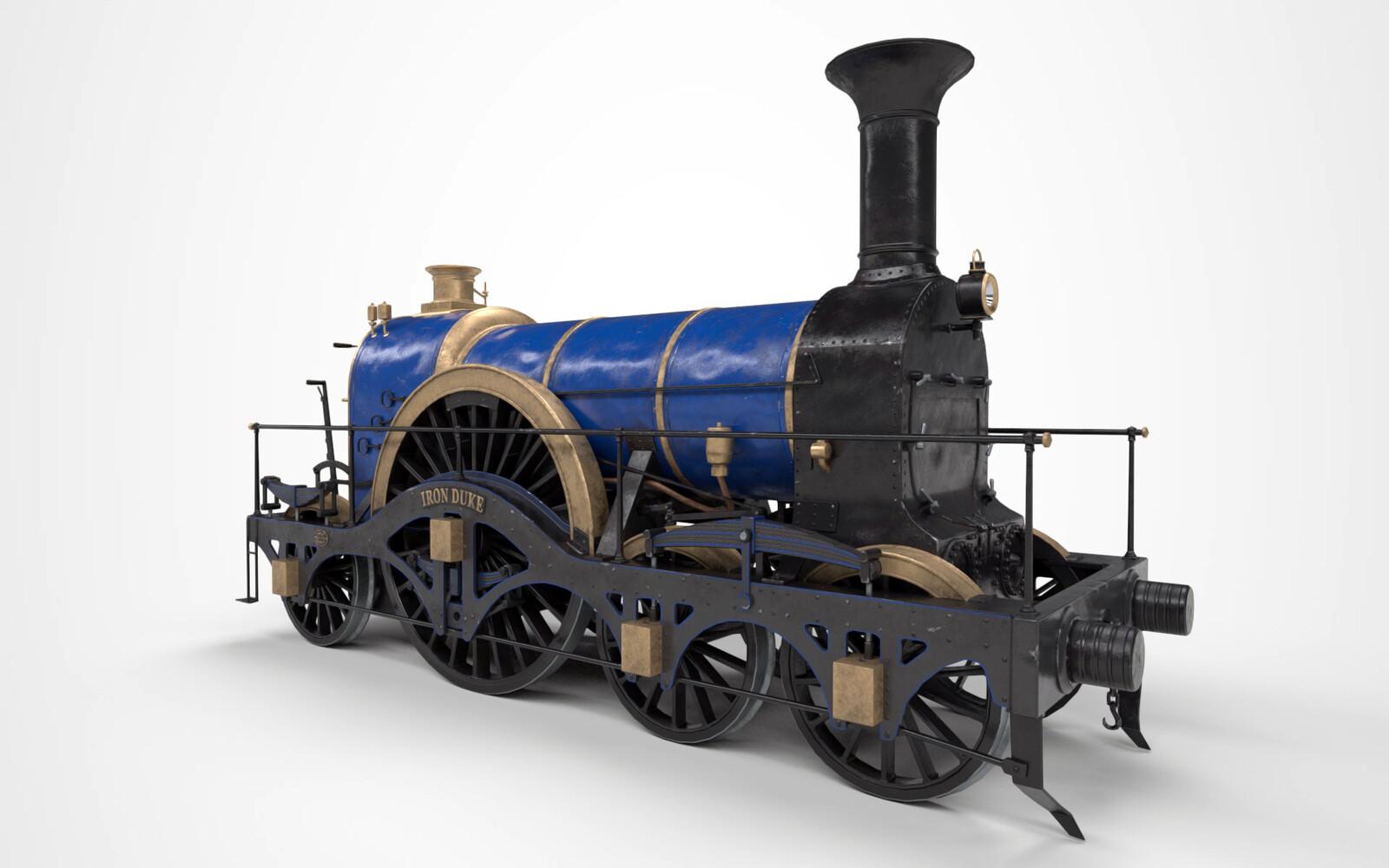 Iron Duke (historical train)
