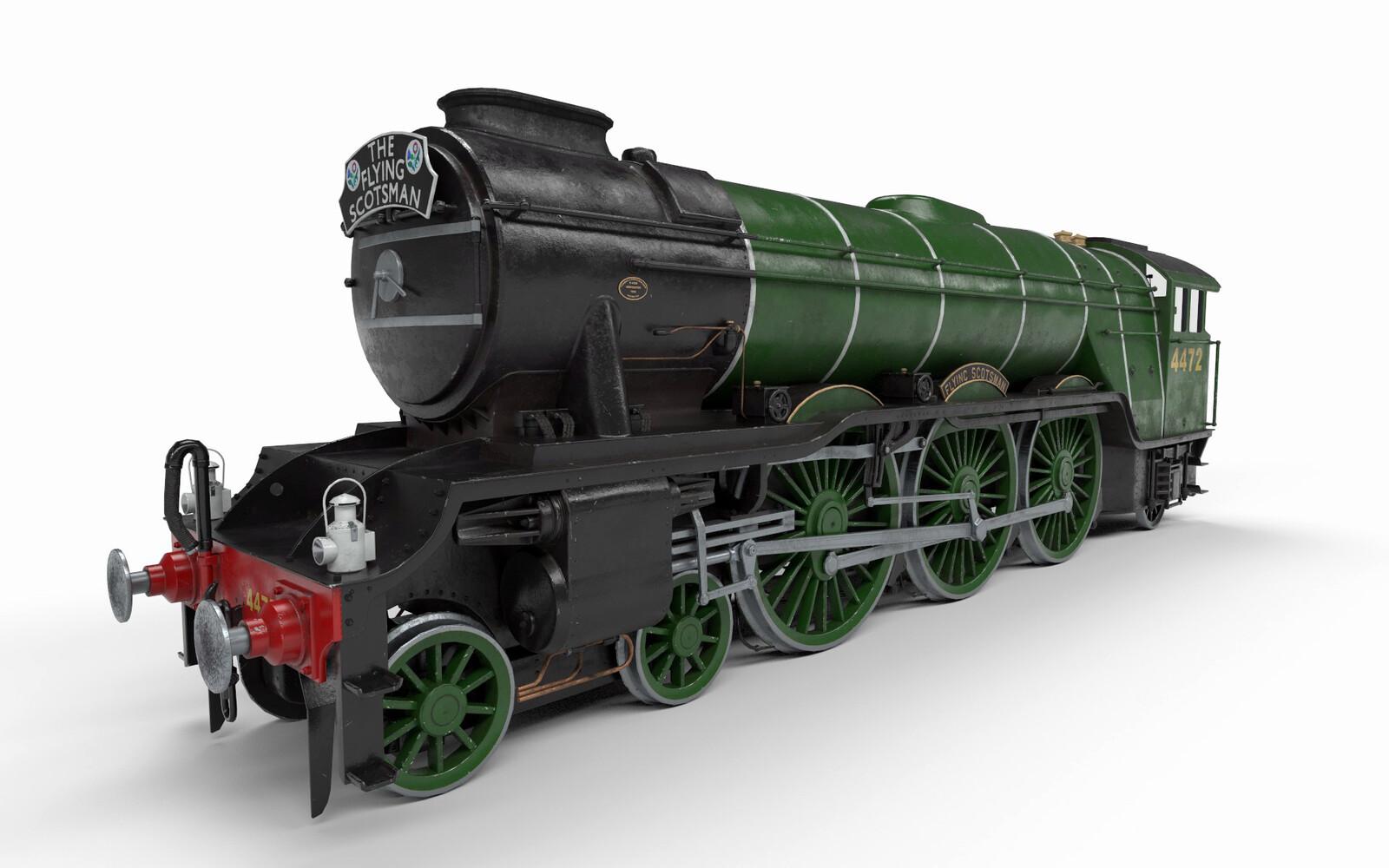 Flying Scotsman (historical train)