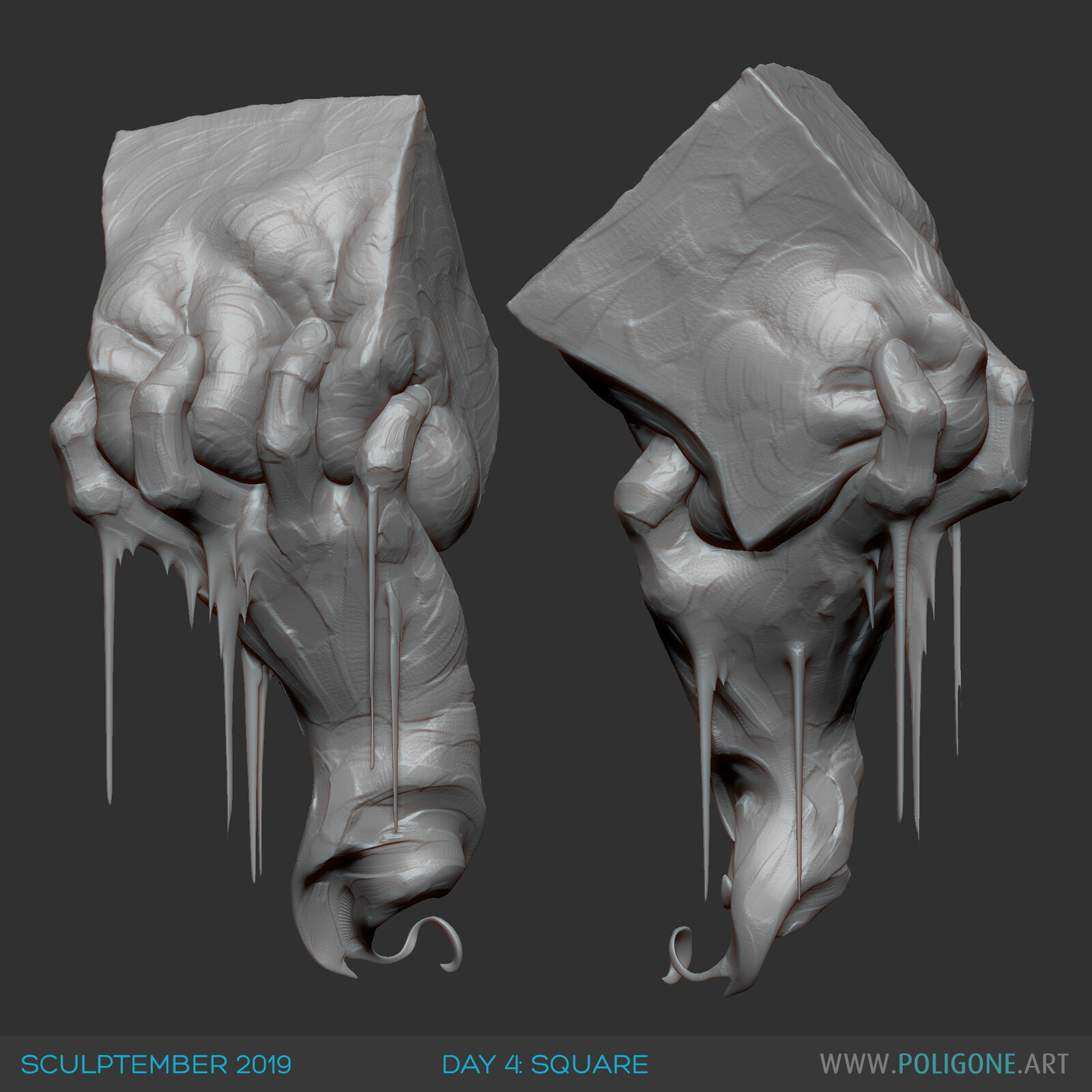 Sculptember Day 4