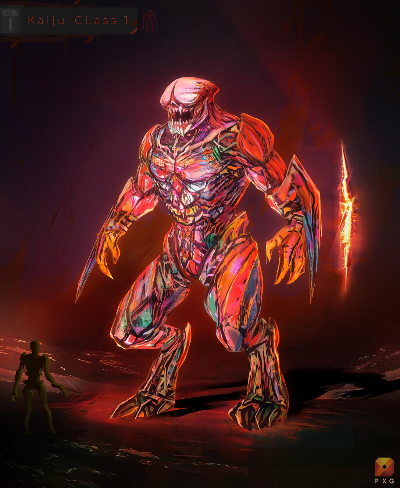 Kaiju [Class 1]