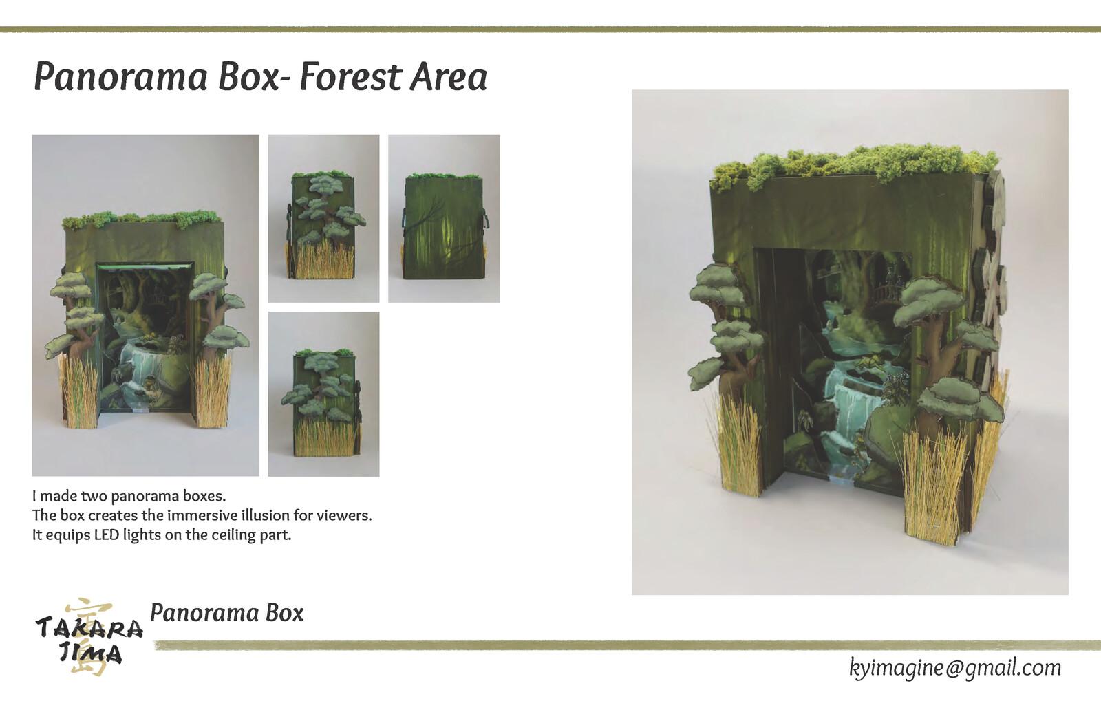 Panorama box 1