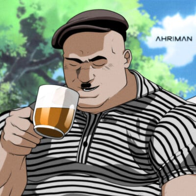 Dmitry grozov aka ahriman 87