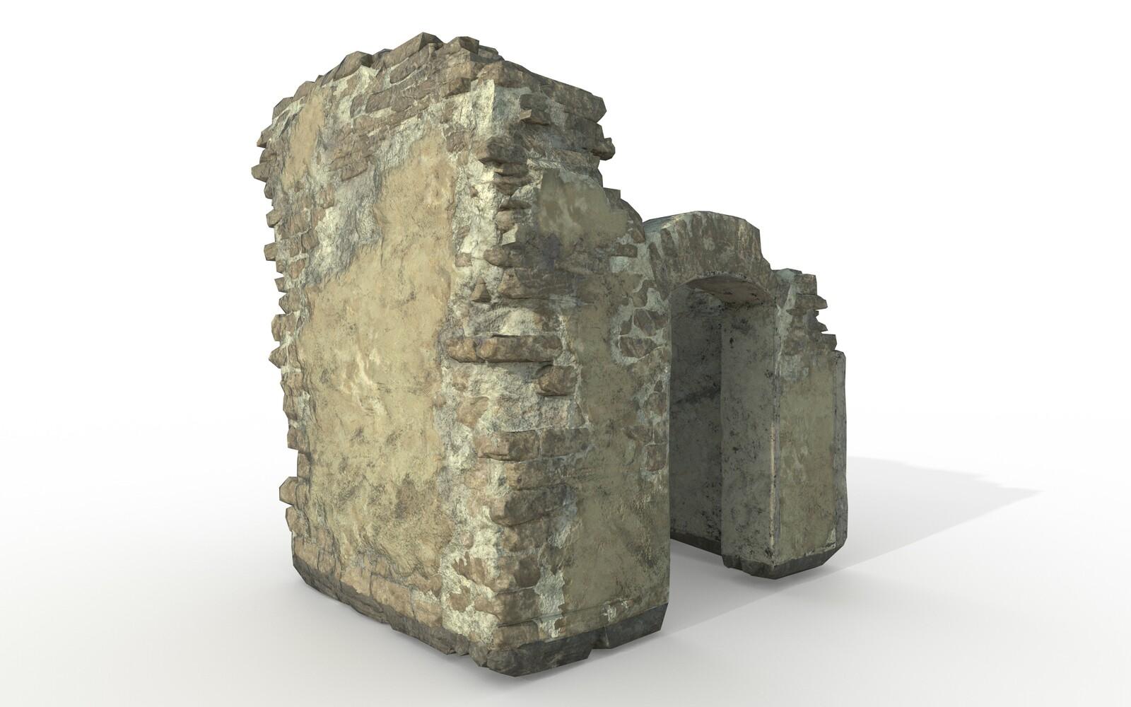 Small Ruins