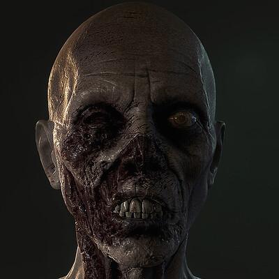 Ty ferrell zombietextures beautyshot