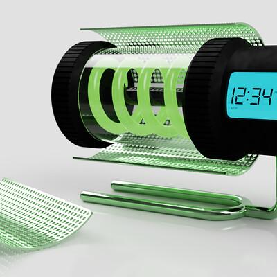 Jamie wilburn alarm clock