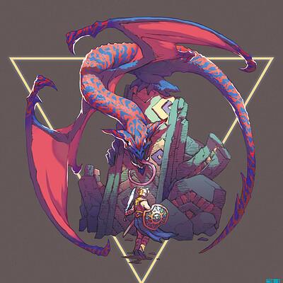 Biagio d alessandro dean dragon one