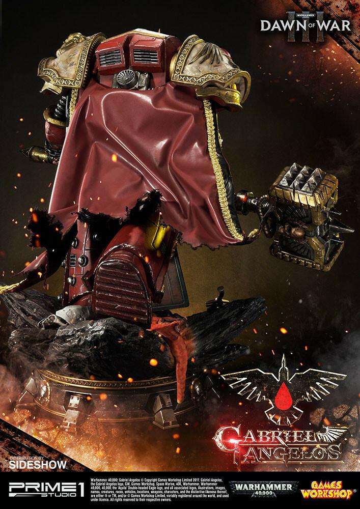 Jesse sandifer jesse sandifer warhammer dawn of war 3 gabriel angelos statue prime1 studio 903165 19