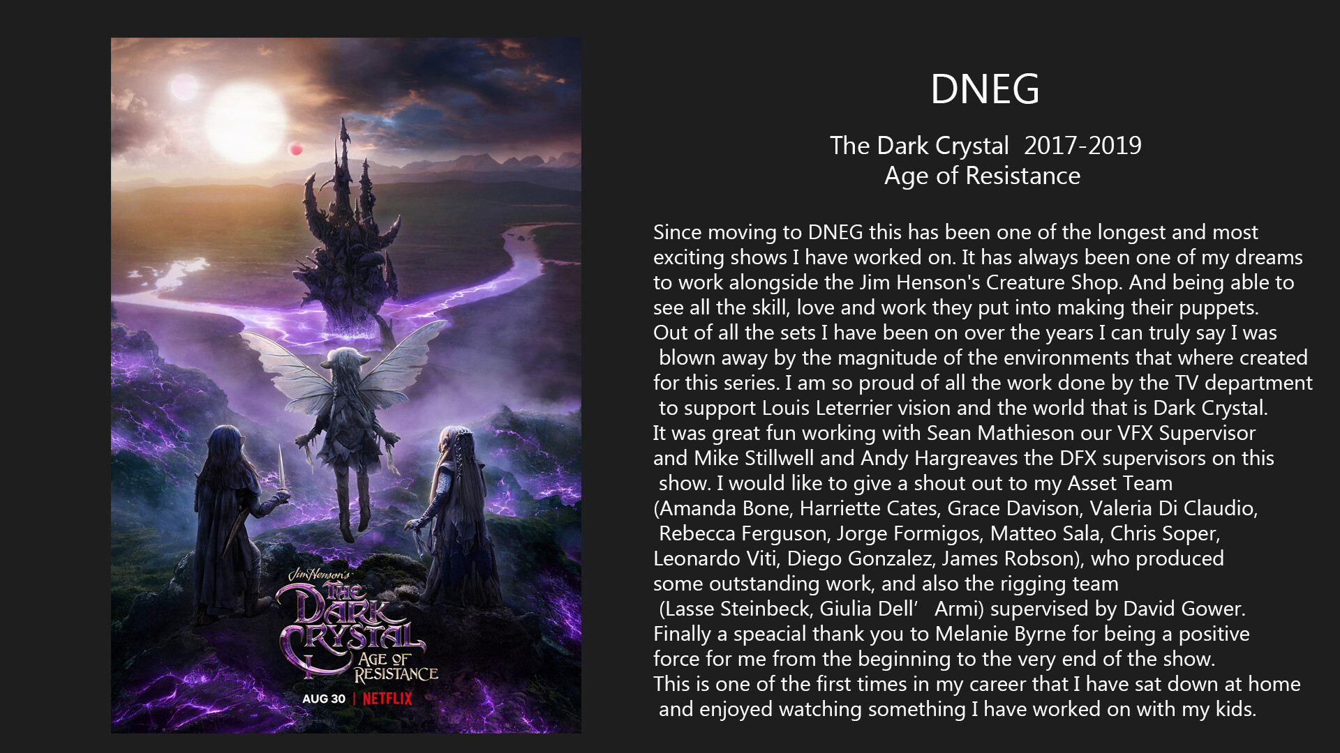 Christopher antoniou darkcrystal