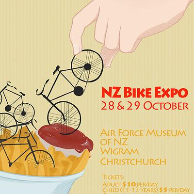 New Zealand Bike Expo 2017