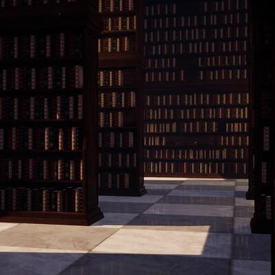 Michelle tofahrn render library