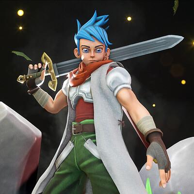 Ryu - Breath Of Fire III