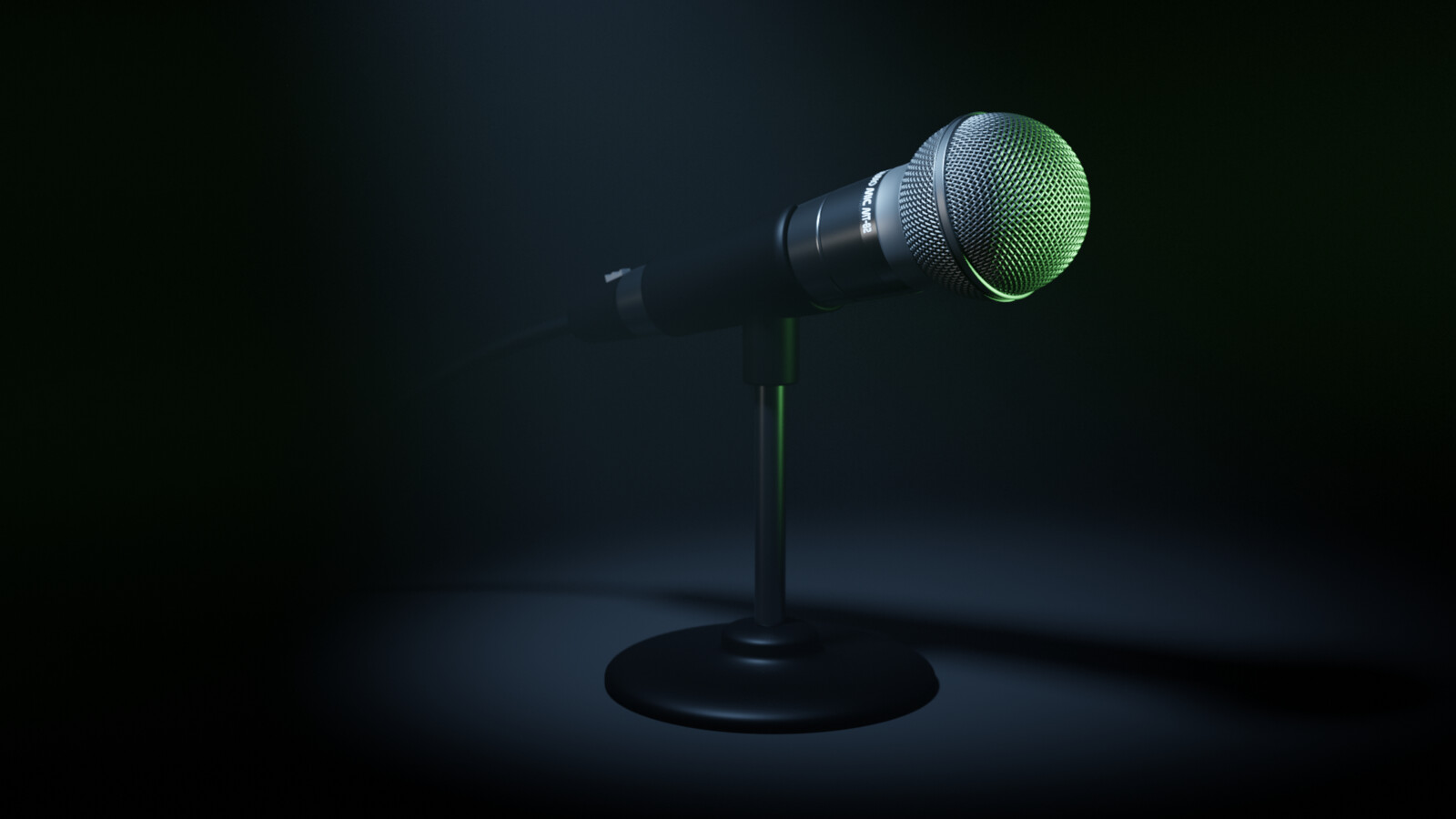 Microphone Light Study