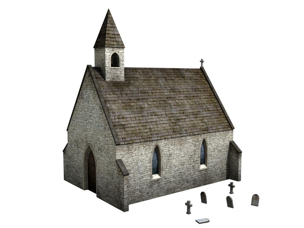 Roger gerzner chapel2001