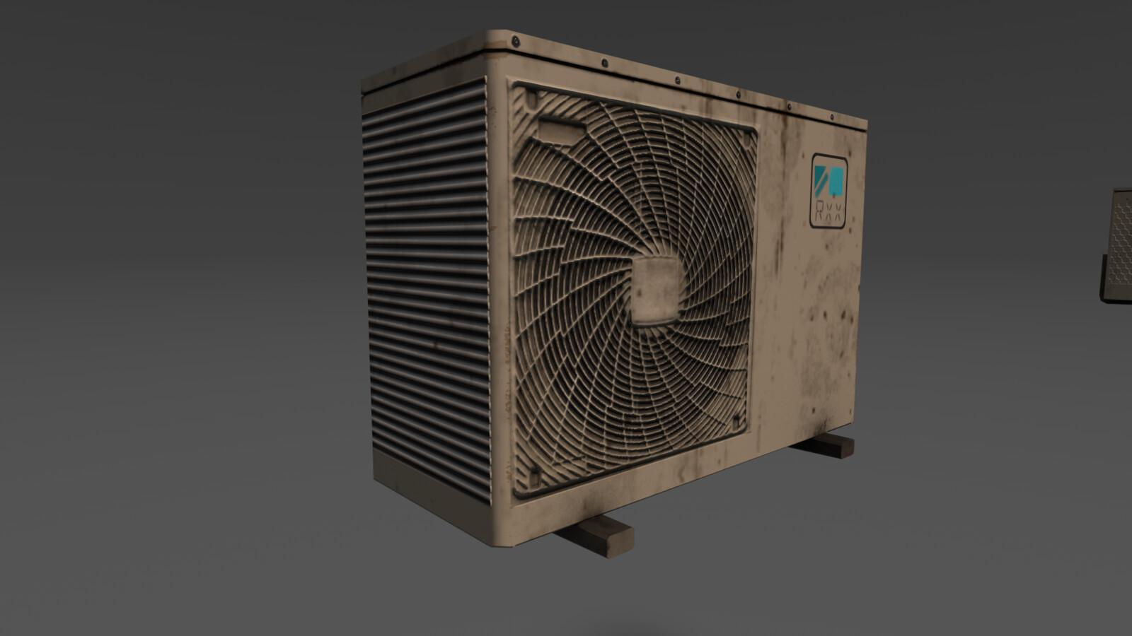 Air Conditioner Model 1