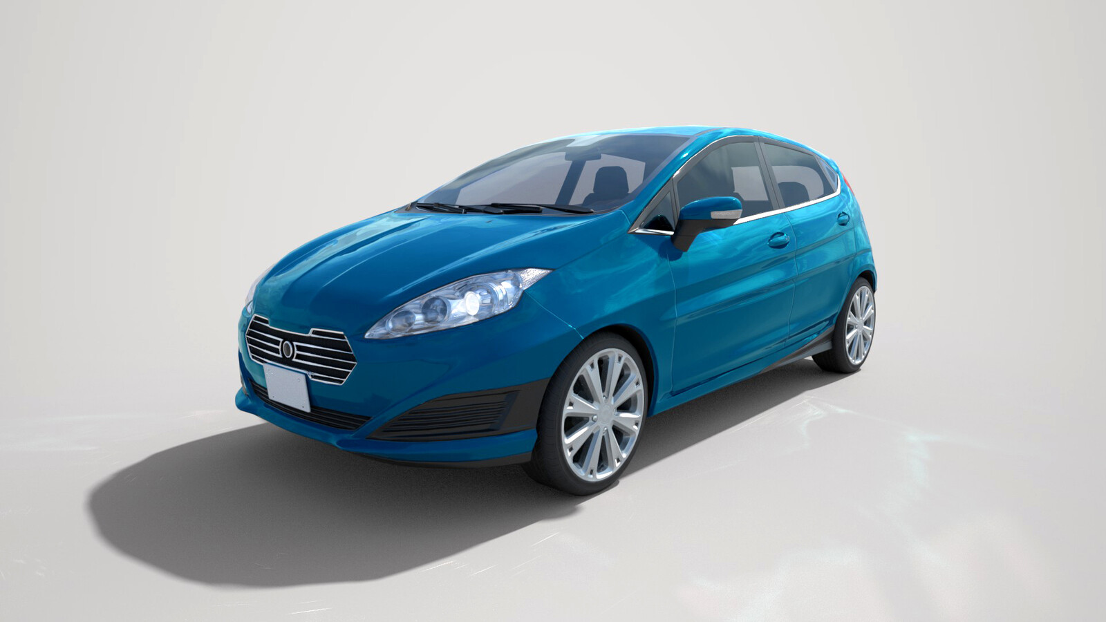 Ford Fiesta (unlicensed)