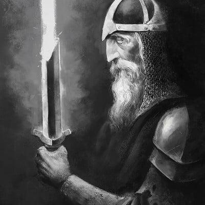A shipwright old warrior