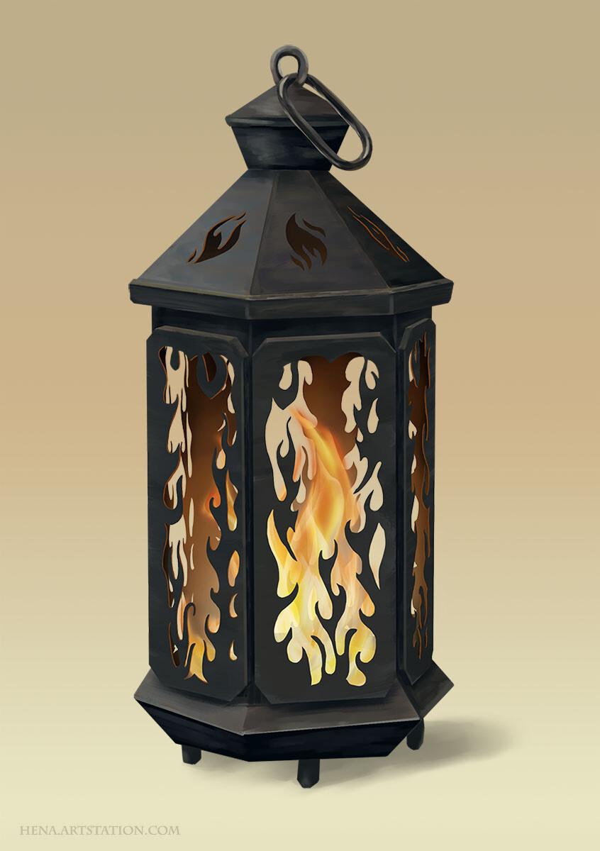 DSA: Ilpetta's Lantern