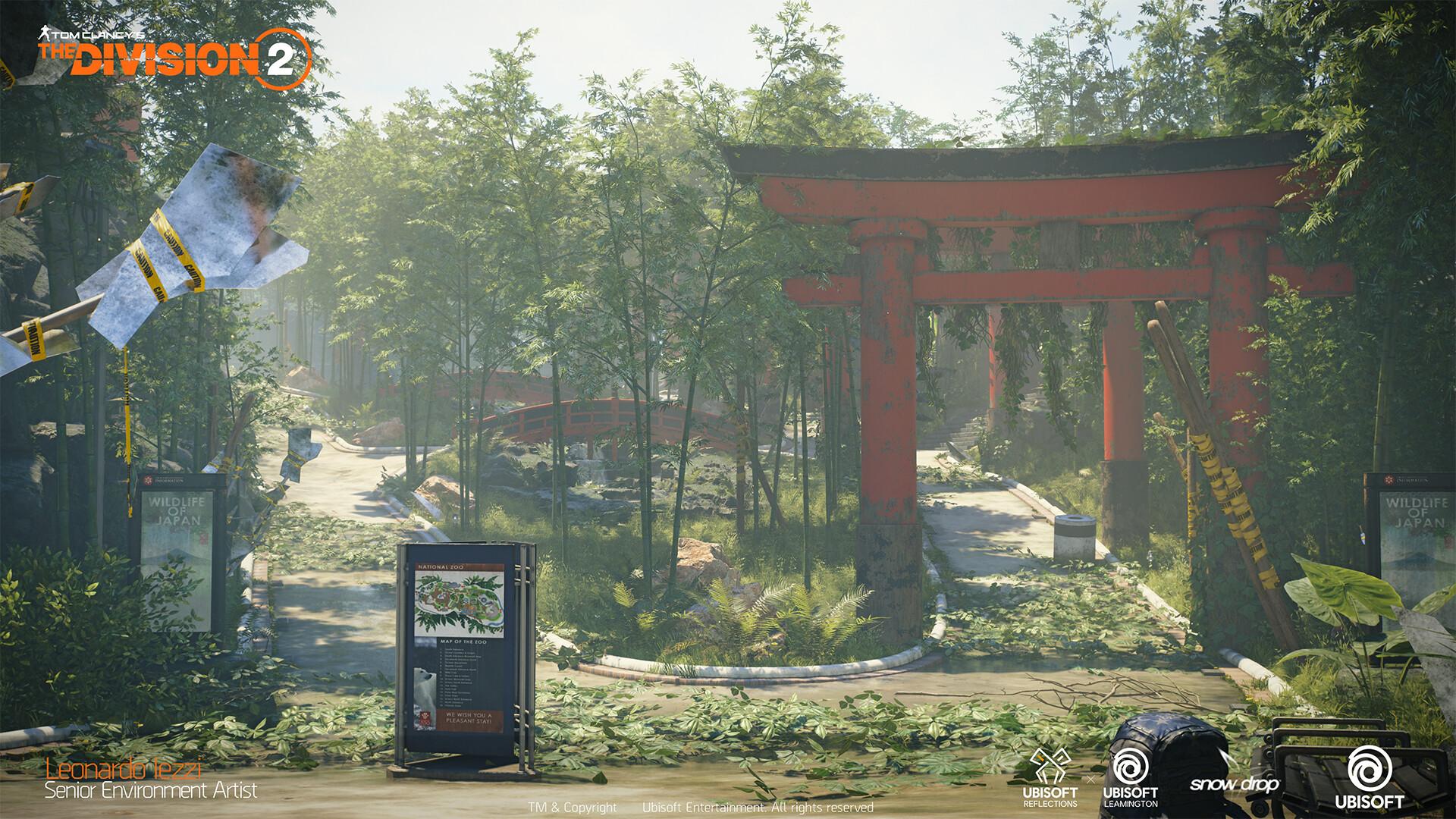 Leonardo iezzi leonardo iezzi the division 2 zoo environment art 03 japan 003