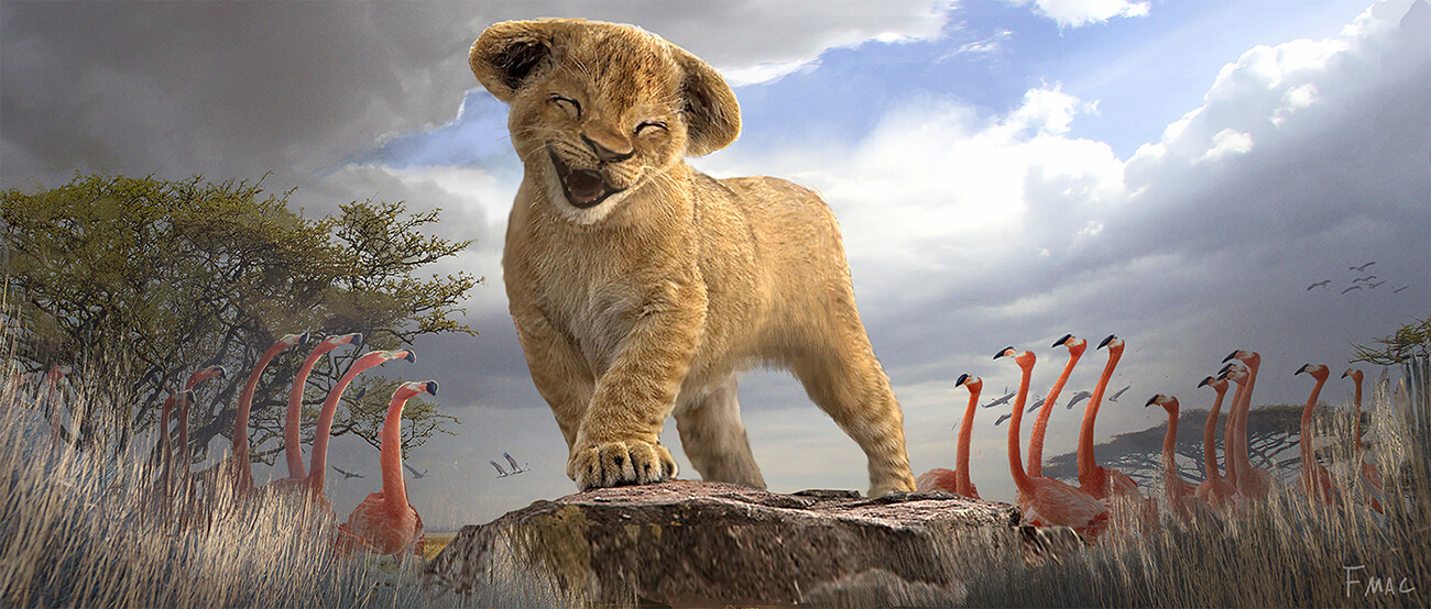 Disney S The Lion King 2019 Page 33 Tfw2005 The 2005 Boards