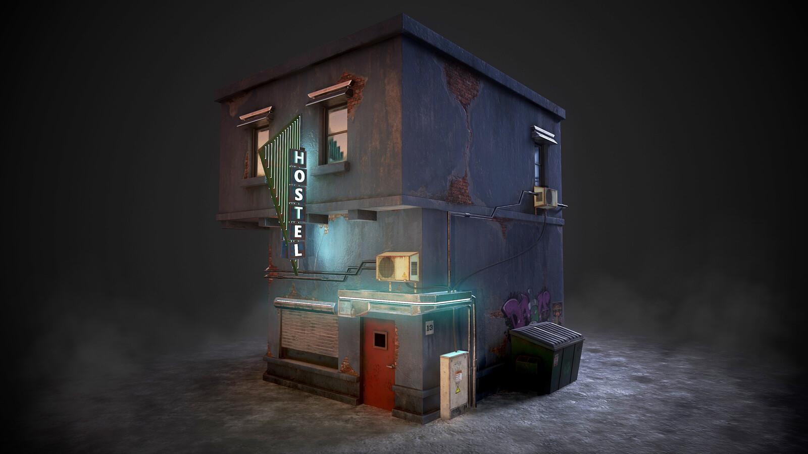 Urban House