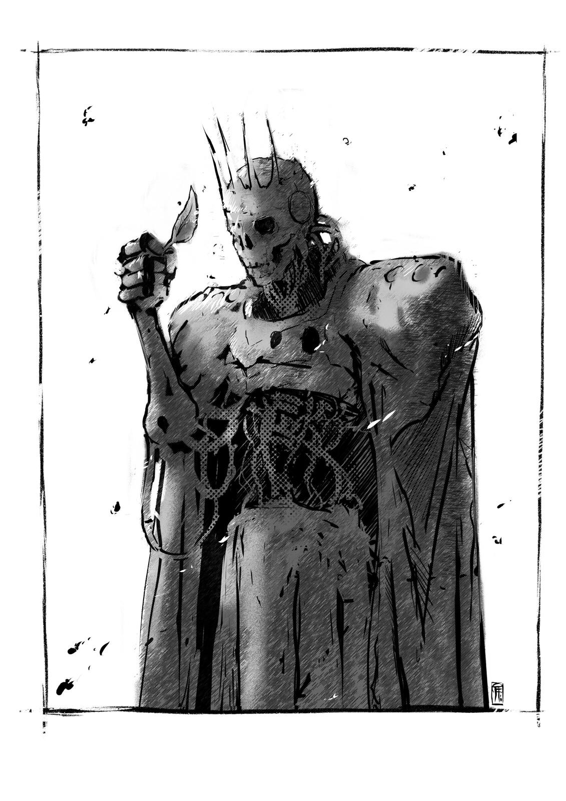 Prince Le Skull