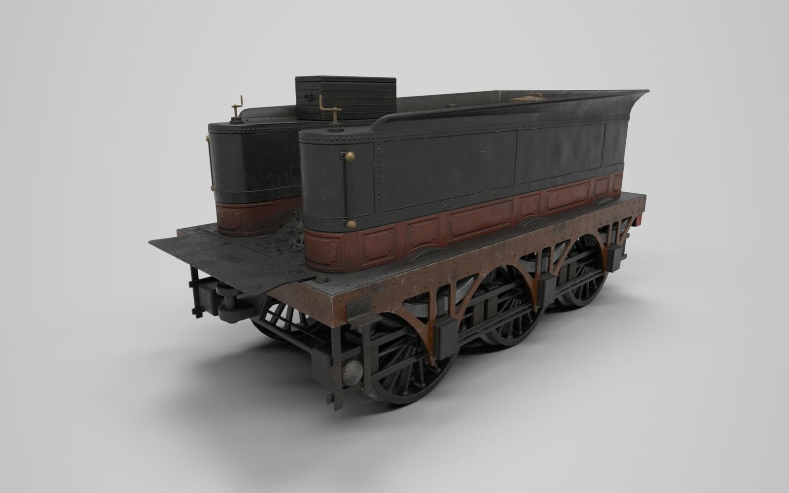 Firefly Tender (historical train)