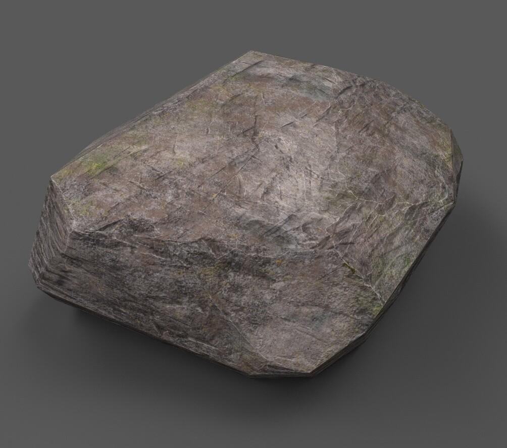 Alpine Rock Small