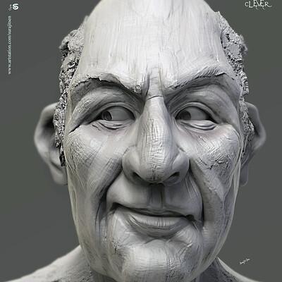 Surajit sen clever digital sculpture surajitsen aug2019