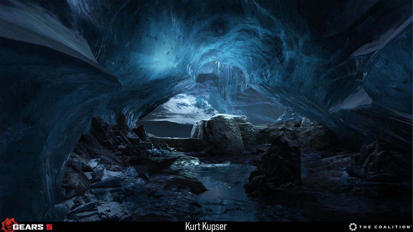 Cave modeling - Stef Velzeboer
