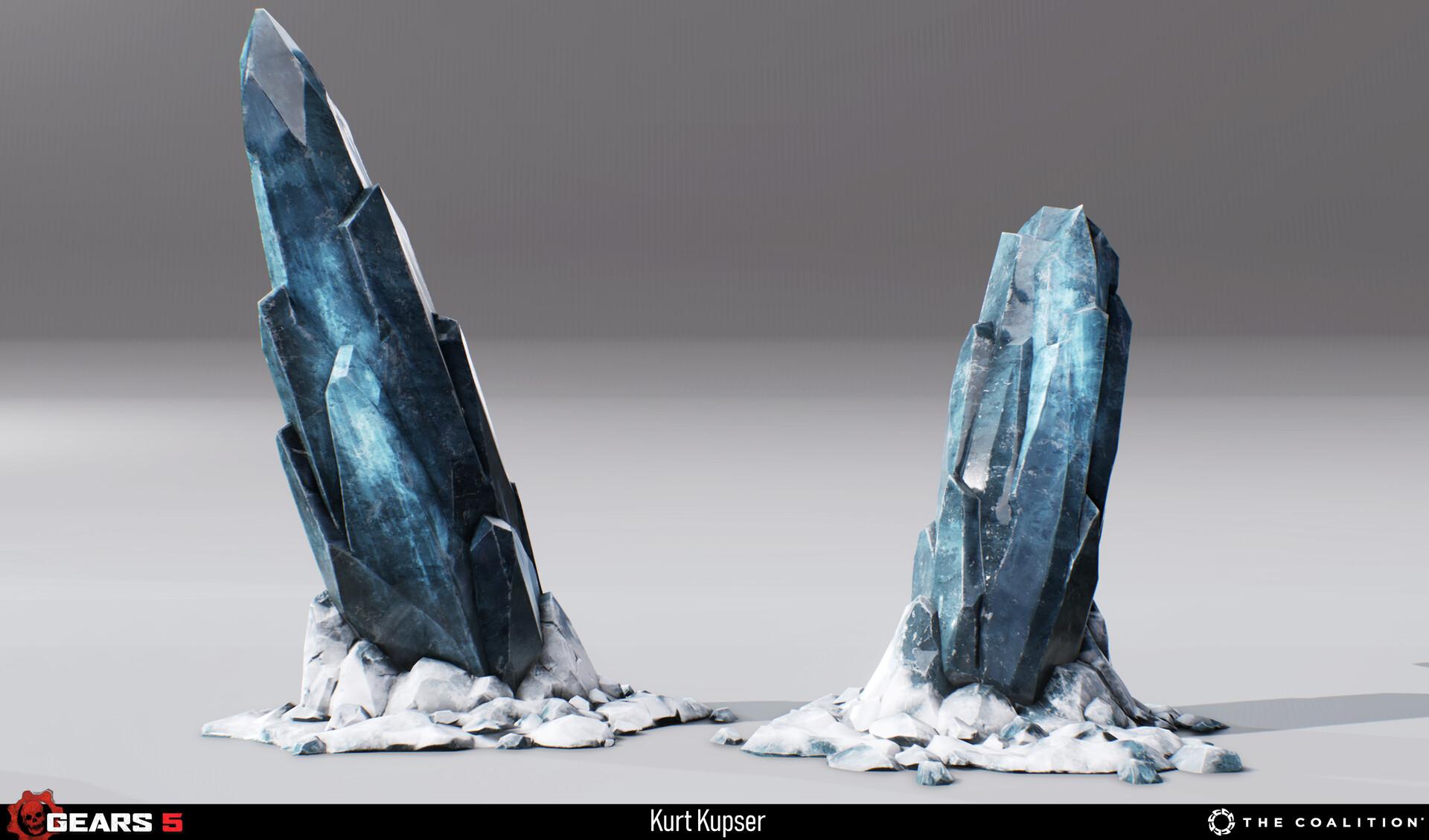 Ice cover asset made by Stef Velzeboer https://www.artstation.com/stefvelzeboer