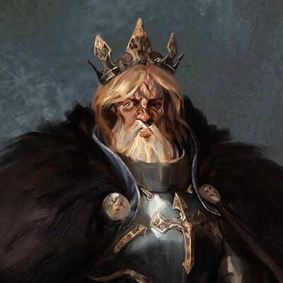 Fabien jacques as arthur king