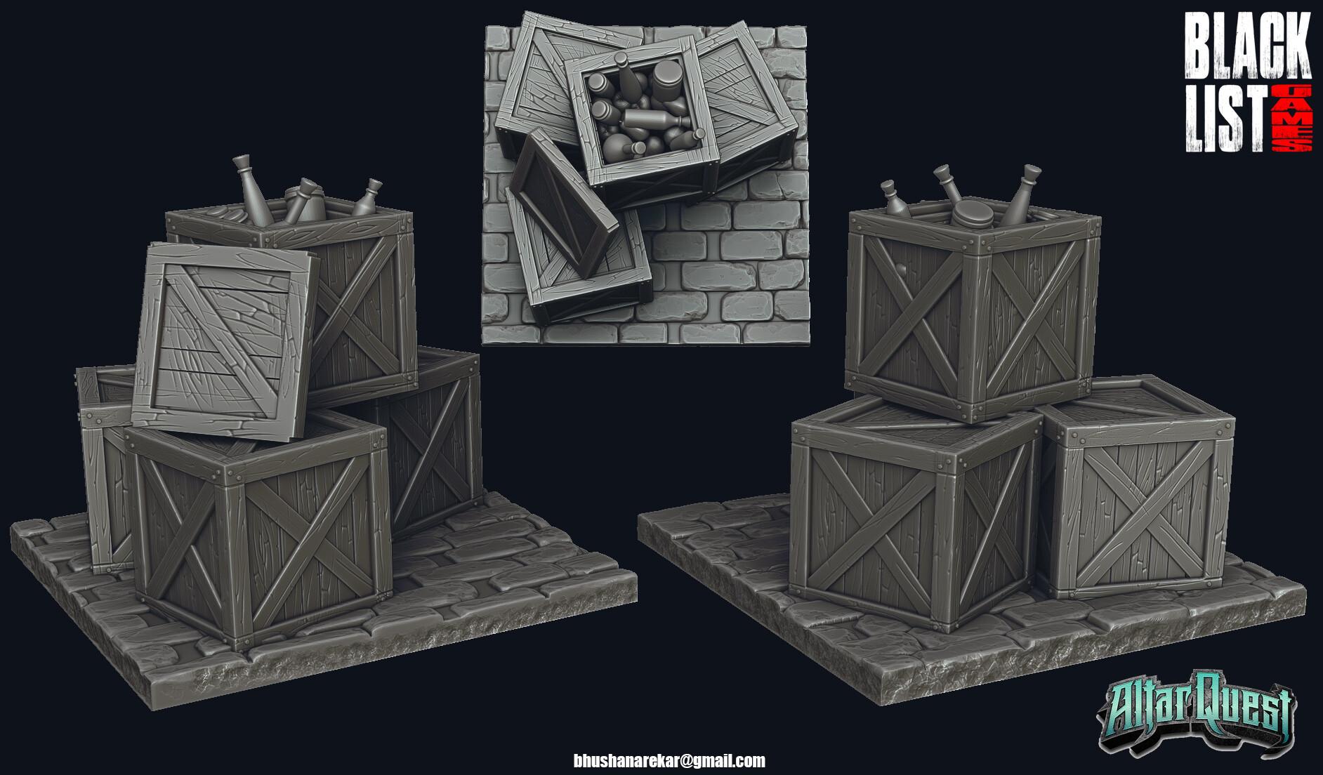 Crates.