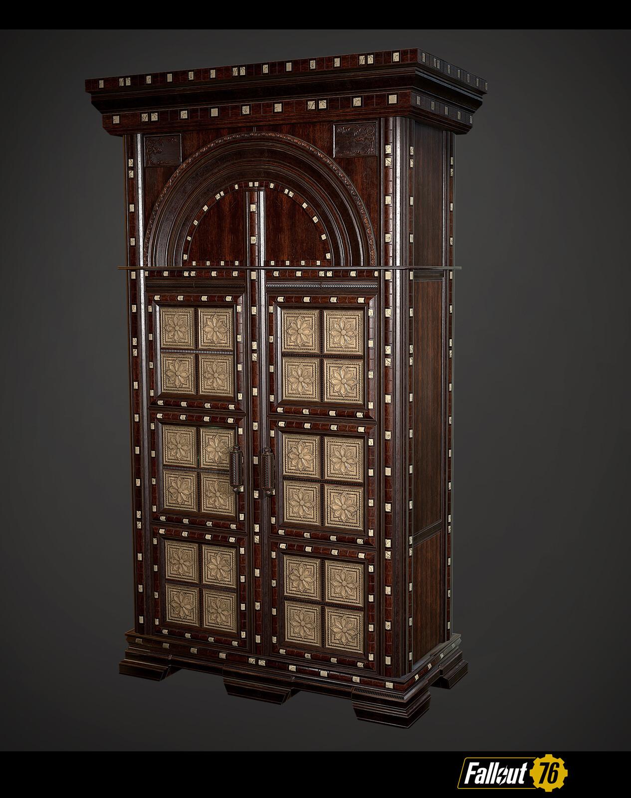 Palace Cabinet