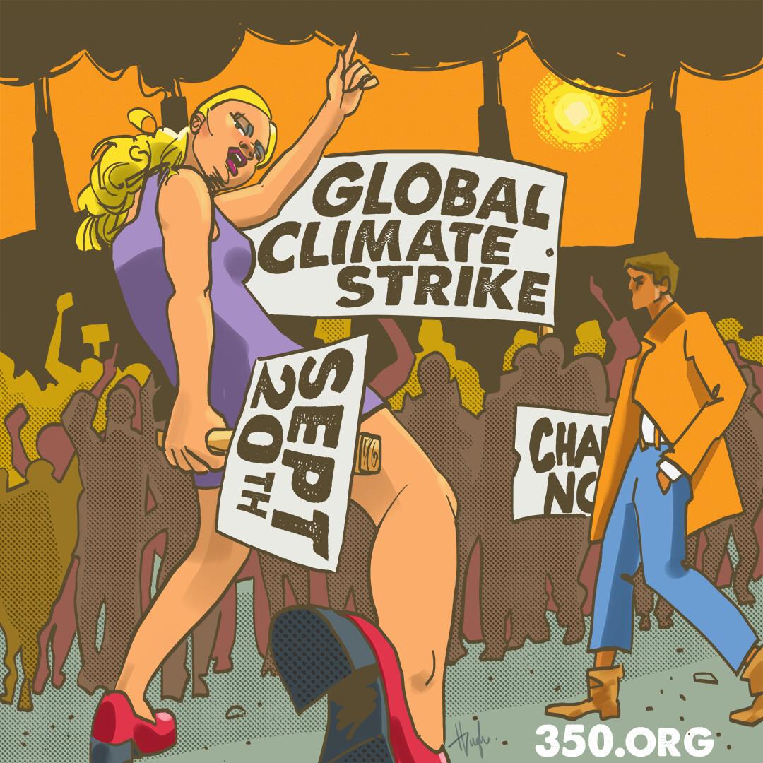 Hugh chapman globalclimatestrike orig