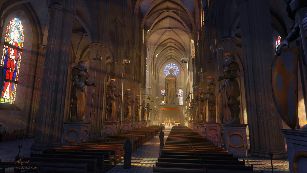 Cathedral concept