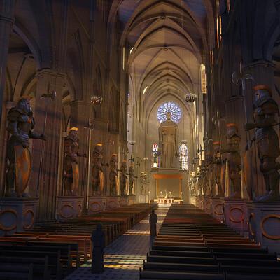 Mikael quites catedral portfolio