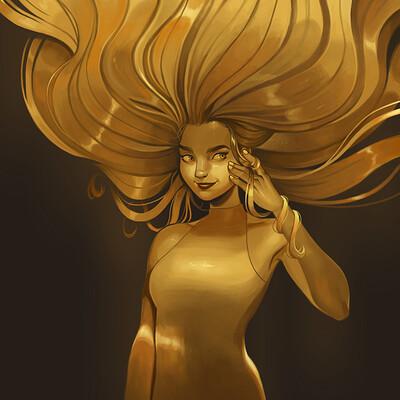 Caroline garcia ouro