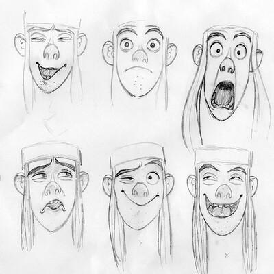 Simon otto tuffnut expressions 002