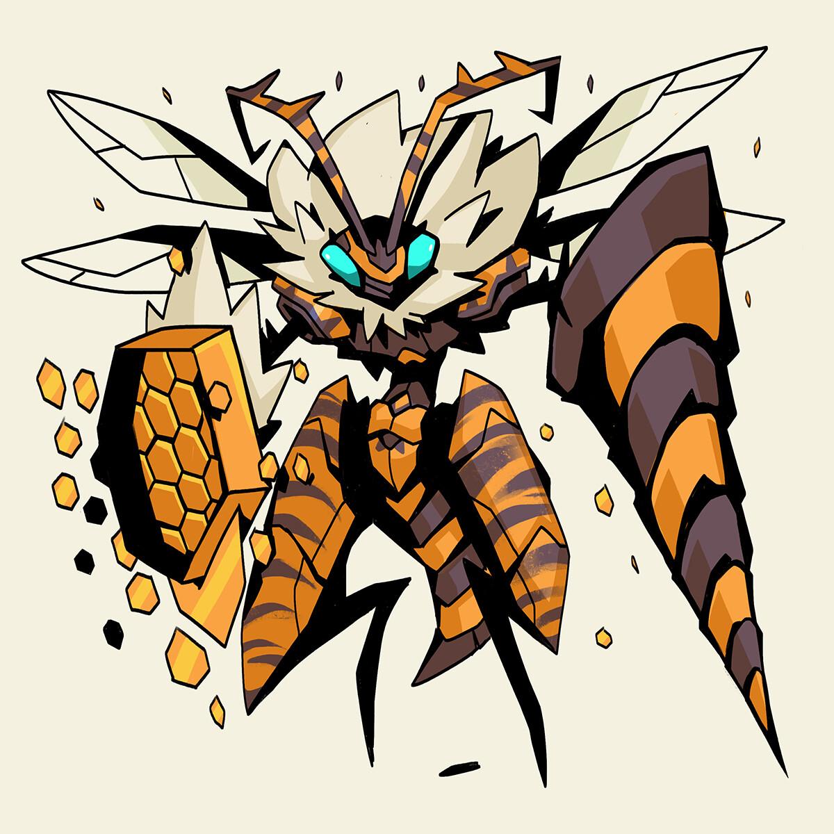 Bee Warrior.