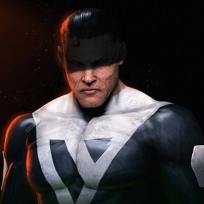 Adnan ali superman beyond